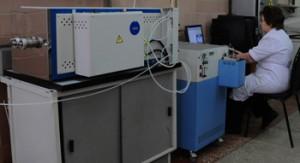Услуги по спектральному анализу химического состава с помощью спектрометра ДФС-500